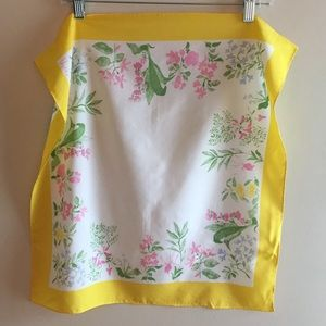 Accessories - Patterned Hankerchief/Scarf